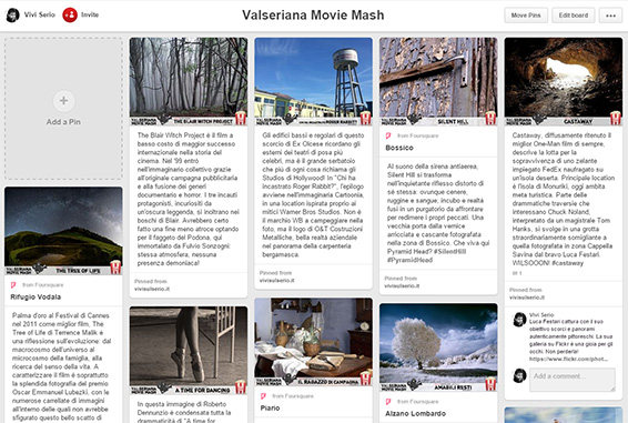videata della galleria di valseriana movie mash su pinterest
