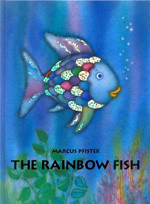 the rainbow fish, di marcus pfister