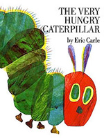 the very hungry caterpillar, di eric carle