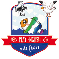 playenglish with chiara! la magia di rainbow fish