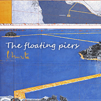 the floating piers lake iseo 2016