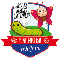 playenglish with chiara, the very hungry caterpillar